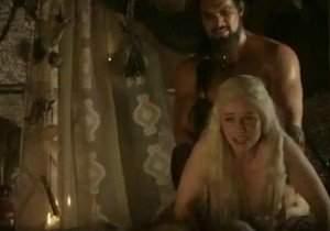 Todas as cenas de sexo Game of Thrones