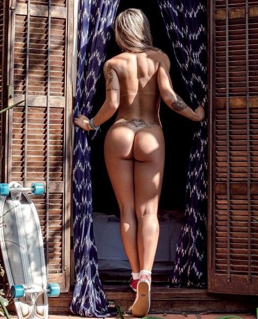 Vanessa Mesquita pelada nua na Playboy BBB14 de Julho (13)