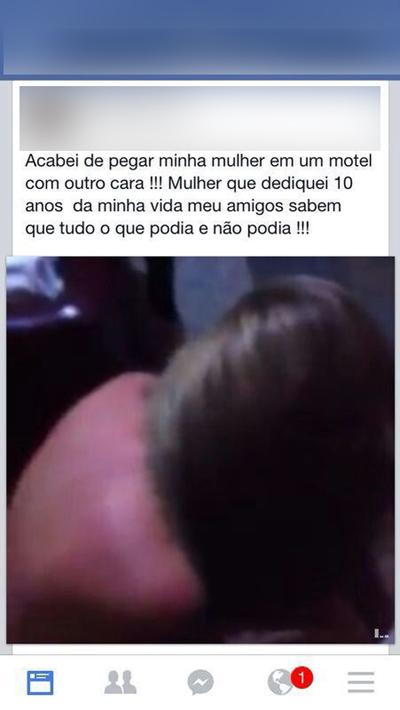 Empresário de Curitiba flagra a esposa com outro em motel video