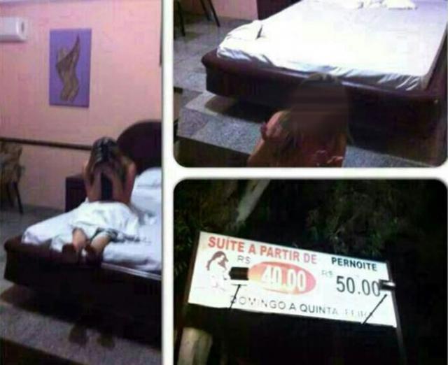 Empresário de Curitiba flagra a esposa com outro em motel
