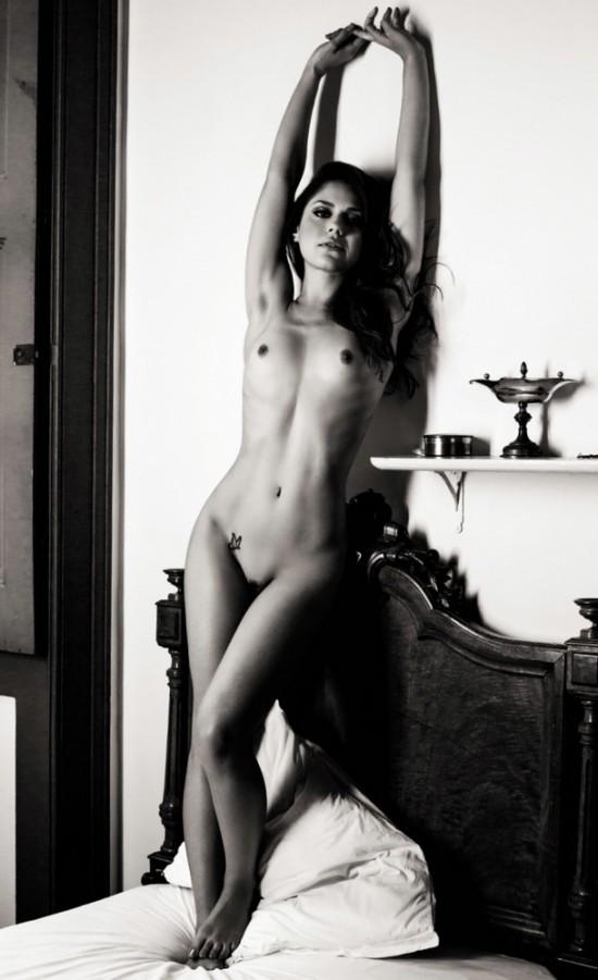 Fotos de Jéssika Alves pelada nua na Playboy de Agosto 2014 24