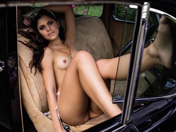 Fotos de Jéssika Alves pelada nua na Playboy de Agosto 2014 32