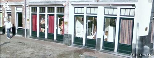 Fotos de gostosas no Google street view 3
