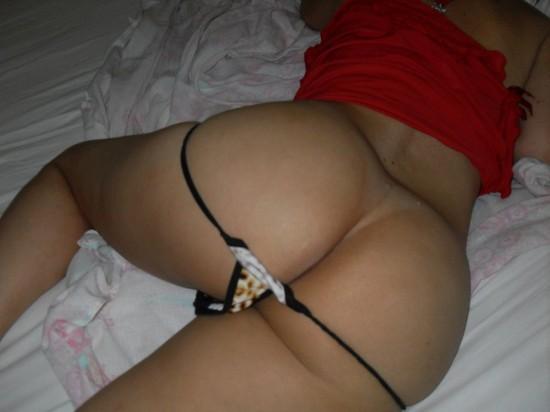 Fátima e sua bunda gostosa 3