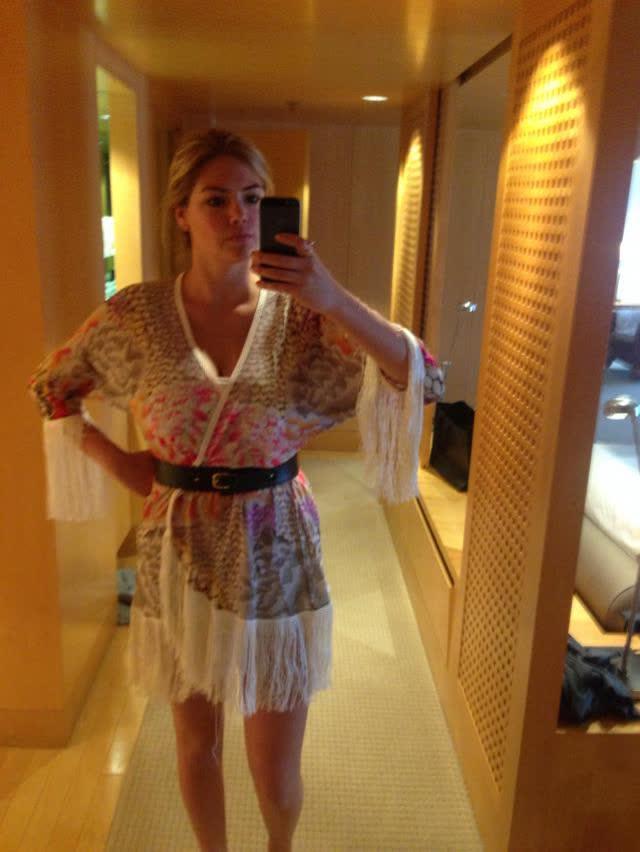 Kate Upton nude sextape amateur 9