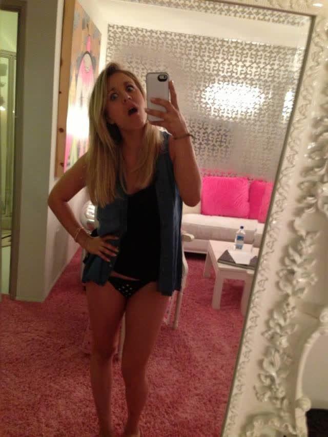Site vaza fotos de Kaley Cuoco, Victoria Justice, Ariana Grande, Kate Upton e outras famosas nuas naked nude 7