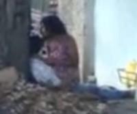 Casal flagrado transando na rua em Maceio