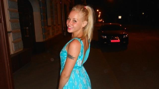 Atriz pornô pula de prédio para fugir de estupradores Lyubov Bushuyeva 2