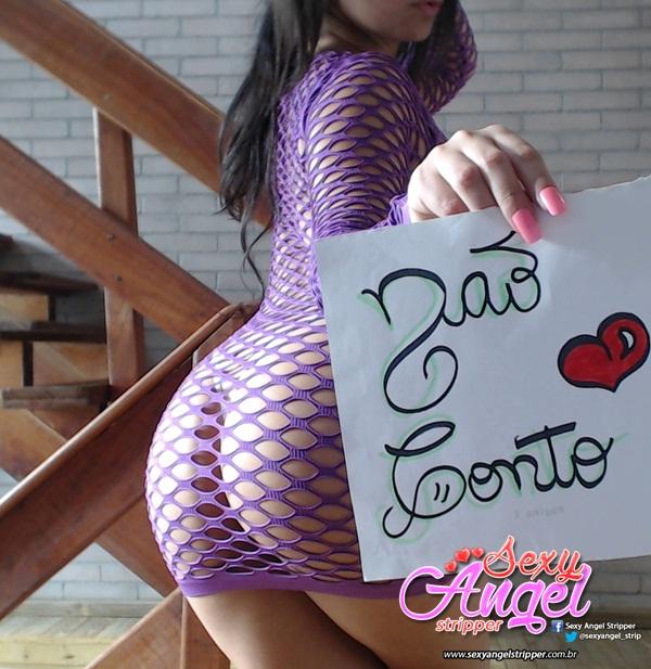 Emanuelly Raquel, a leitora gostosa do Não Conto (4)