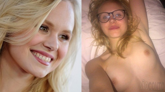 Alison Pill nude tits peitos caiu na net twitter