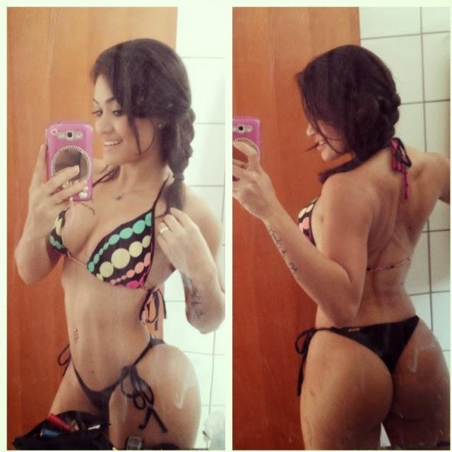 Com vocês Michellen Cristina, a nova gostosa do instagram 17