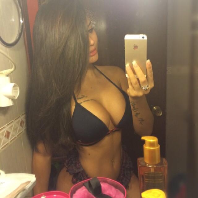Com vocês Michellen Cristina, a nova gostosa do instagram 28