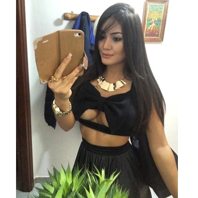 Com vocês Michellen Cristina, a nova gostosa do instagram 32