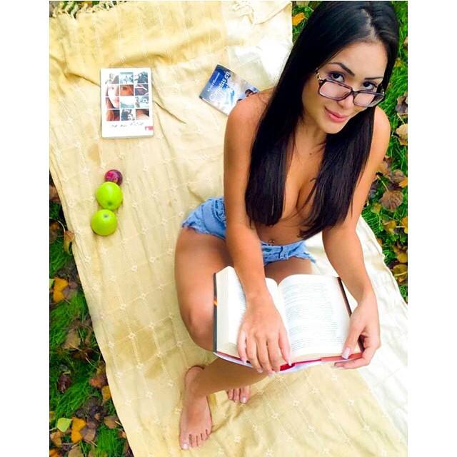 Com vocês Michellen Cristina, a nova gostosa do instagram 34