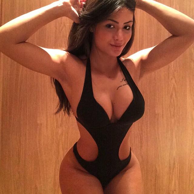 Com vocês Michellen Cristina, a nova gostosa do instagram 39