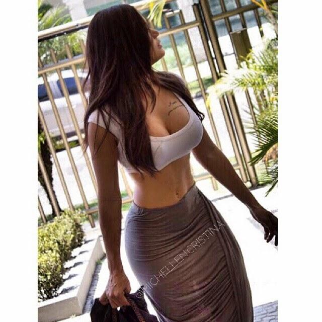 Com vocês Michellen Cristina, a nova gostosa do instagram 4