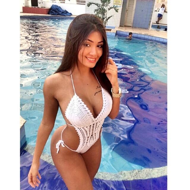 Com vocês Michellen Cristina, a nova gostosa do instagram 43