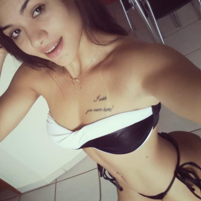 Com vocês Michellen Cristina, a nova gostosa do instagram 20