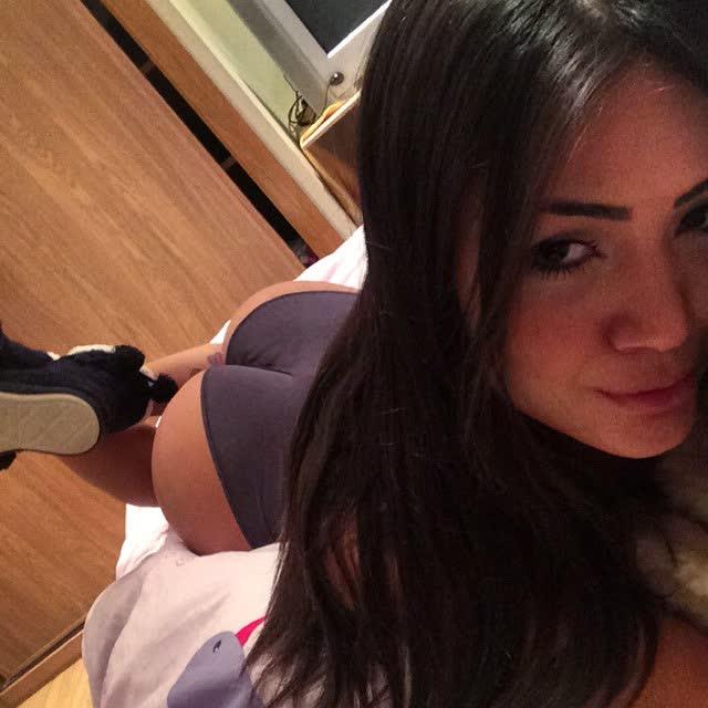 Com vocês Michellen Cristina, a nova gostosa do instagram 37