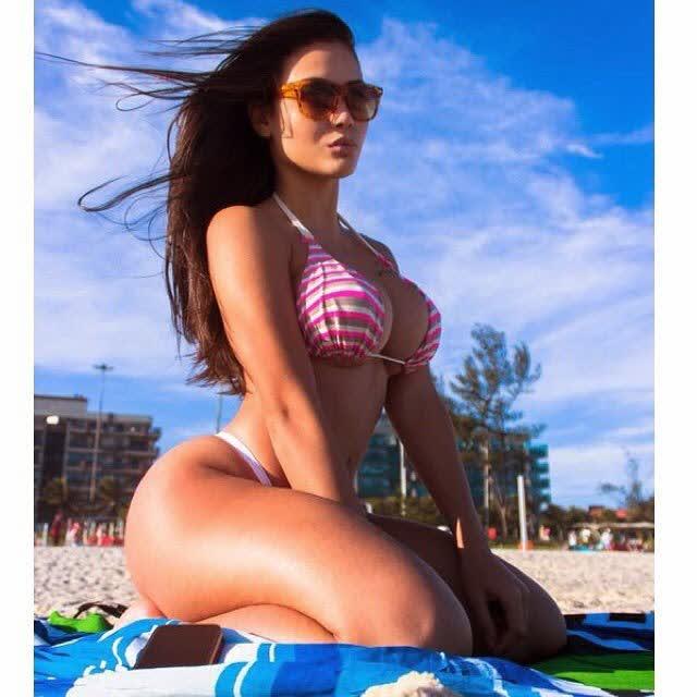 Com vocês Michellen Cristina, a nova gostosa do instagram 5