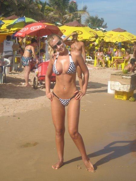 Fotos da gostosa russa Lola Melnick pelada nua 19