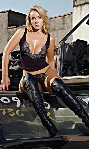 Fotos da gostosa russa Lola Melnick pelada nua 23