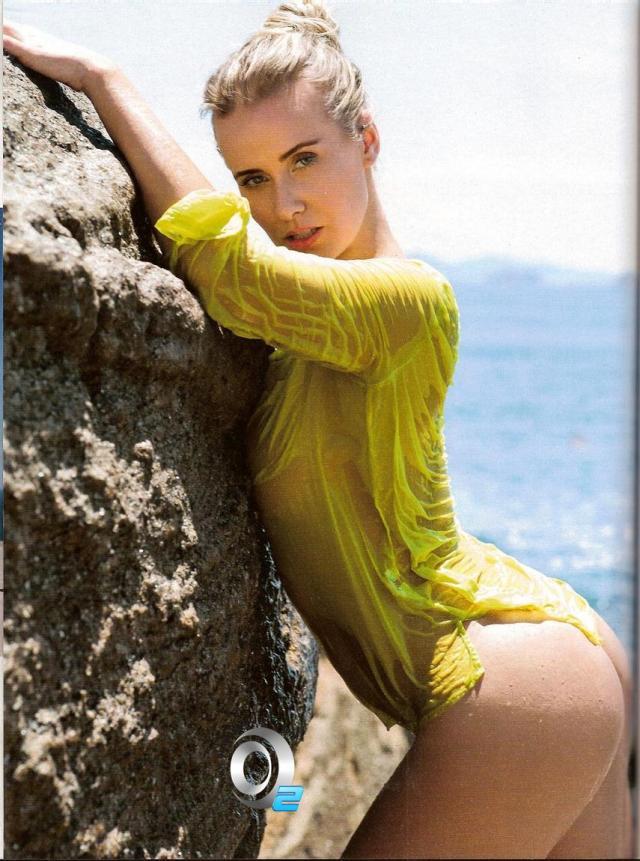 Veja fotos de Lola Melnick Nua Na Revista Playboy 16