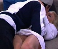 Sexo explicito no Big Brother da Suécia