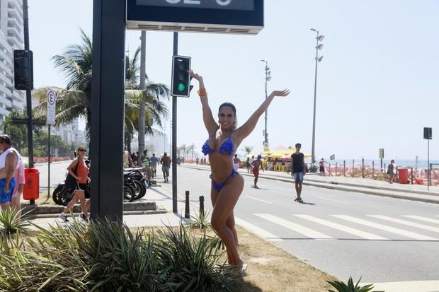Fotos do toplessaço na Praia de Ipanema 11