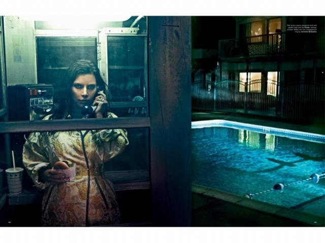 Fotos da Kim Kardashian nua na Love Magazine 9
