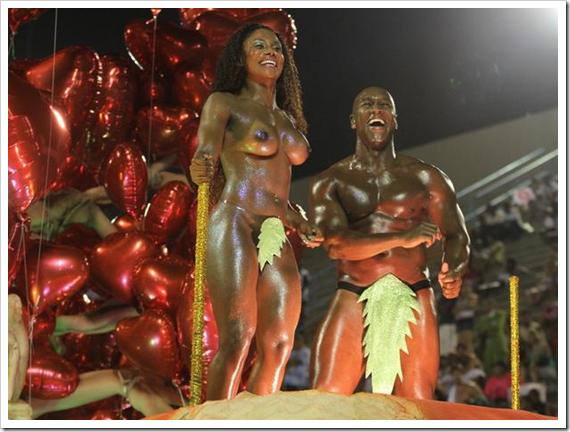 Mulheres peladas no carnaval 32