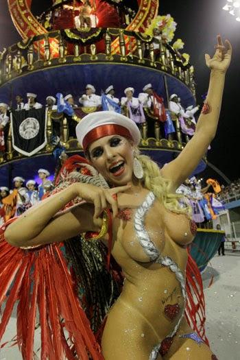 Mulheres peladas no carnaval 34