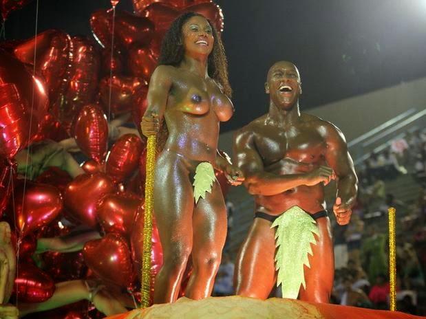 Mulheres peladas no carnaval 42