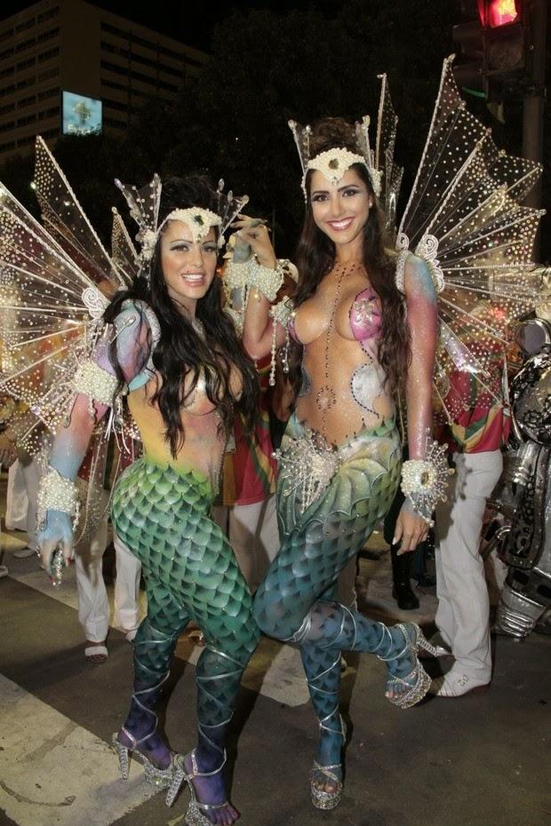 Mulheres peladas no carnaval 58