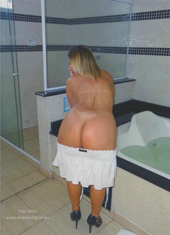 Um dia no motel com uma loiraça cavala 3