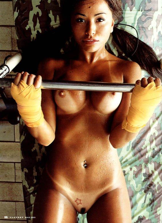fotos Sabrina Sato pelada nua na playboy 5