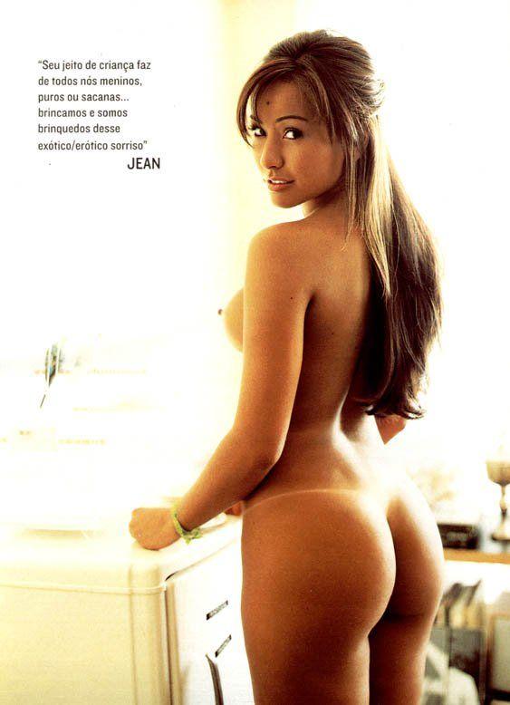 fotos Sabrina Sato pelada nua na playboy 9