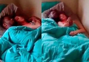 Homem flagra a namorada com outro na cama, filma e posta traição na internet!