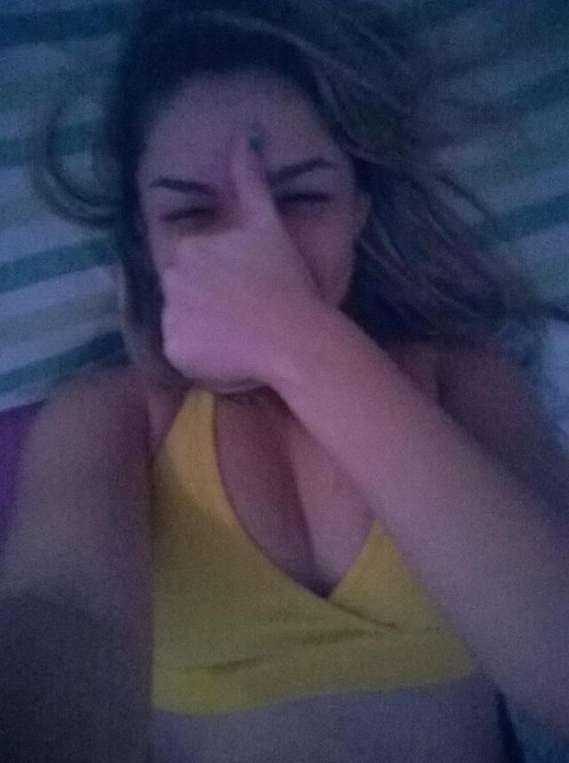 Dayanne Mello pelada para o Biel caiu na net 34
