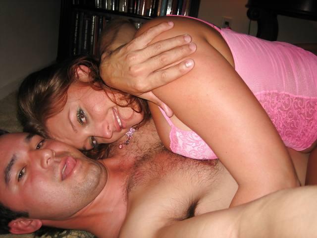 Thaís e Fabrício cairam na net fotos da esposa novinha na putaria 22
