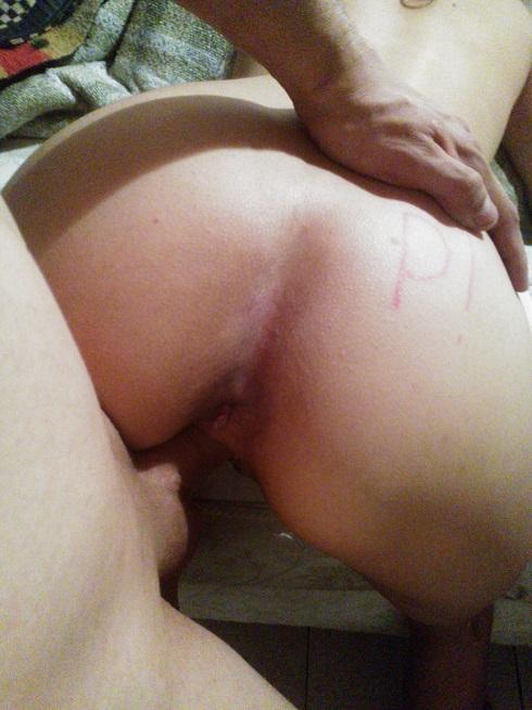 Magrinha gostosa anal caiu na net com o namorado 23