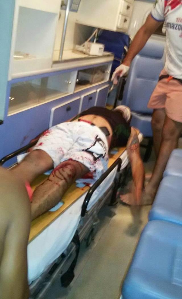 Pai da moça do Vídeo íntimo pau ela quer pau matou o jovem com 5 tiros 3