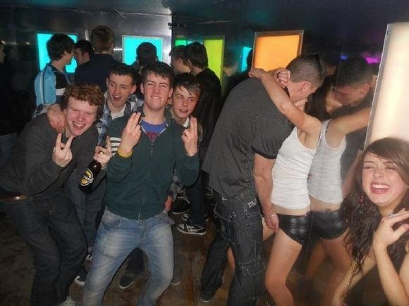 Fotos de flagras de sexo em festas 17