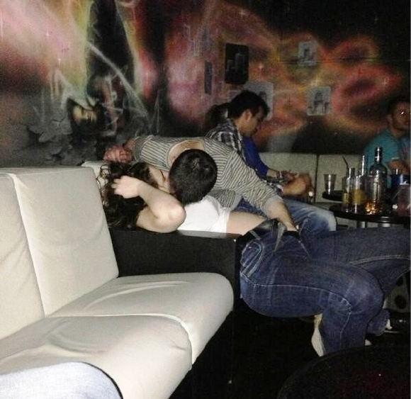 Fotos de flagras de sexo em festas 23