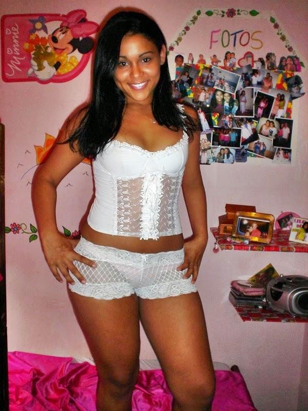 Novinha gostosa de Manaus caiu na net 5