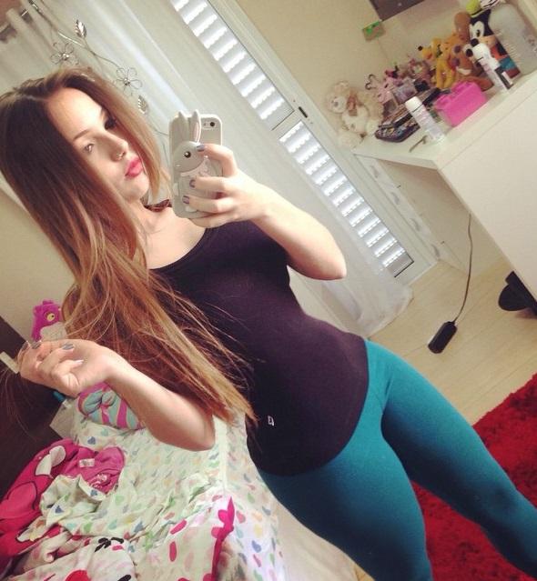 Fotos Bianca Montes a nova gostosa do facebook 49
