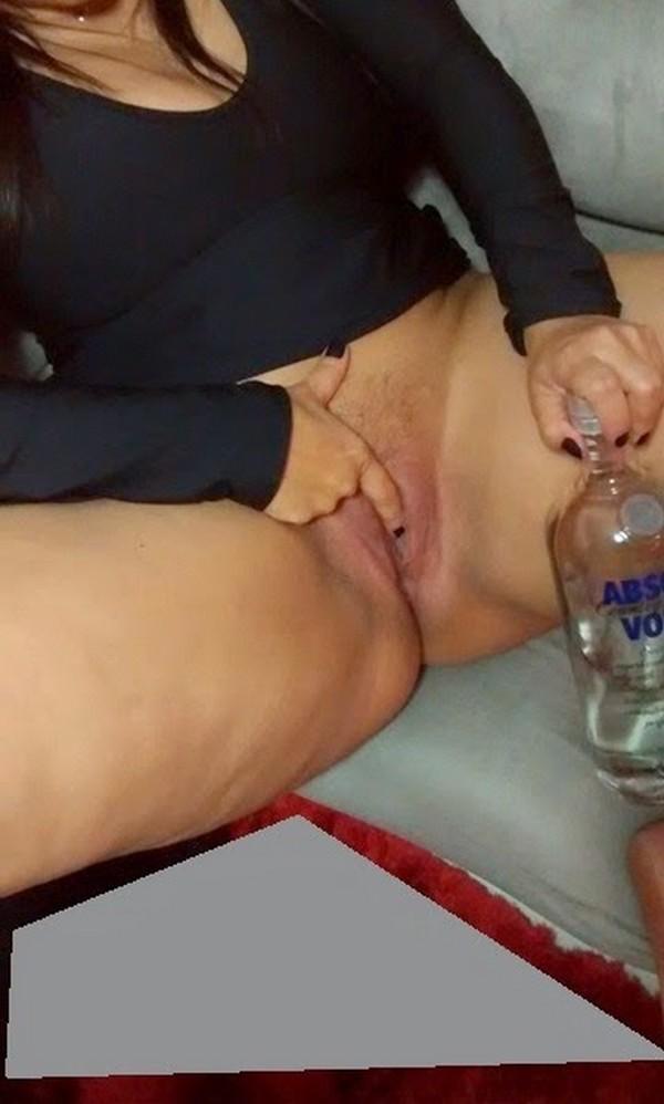 Fotos da Branquinha rabuda do Casal Vodka 79