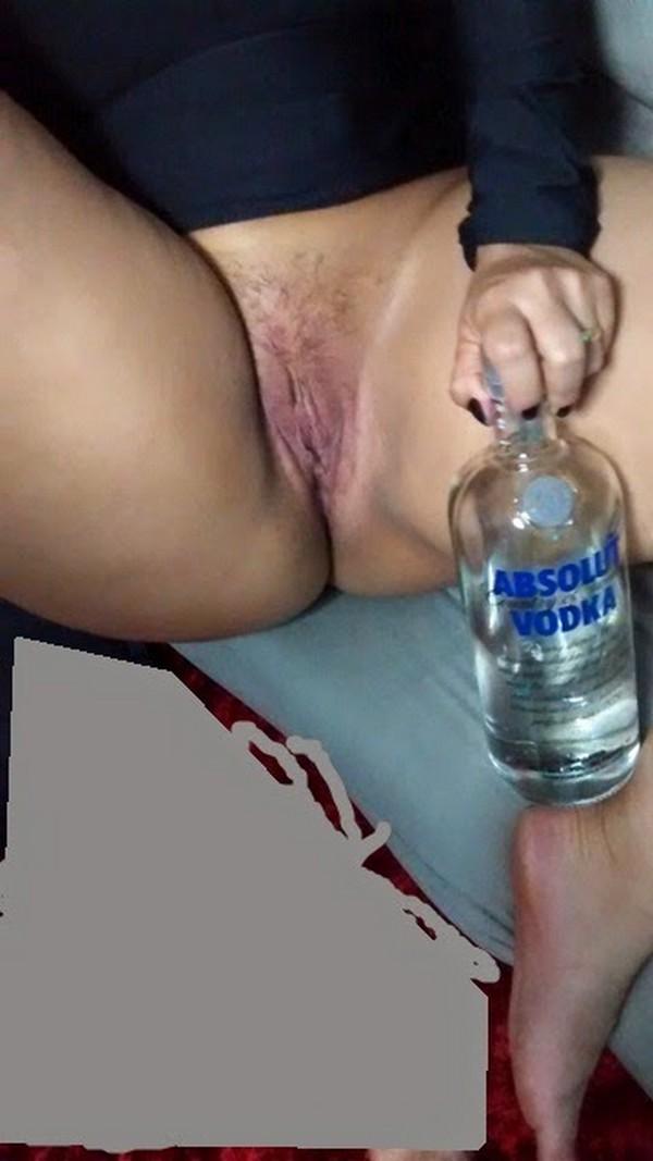 Fotos da Branquinha rabuda do Casal Vodka 80