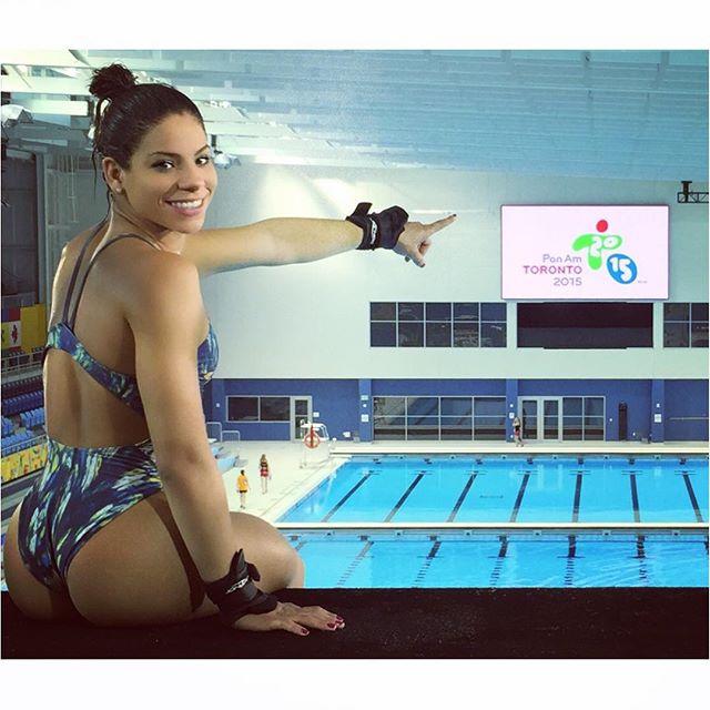 Fotos da Ingrid Oliveira a gostosa do Pan-Americano 2