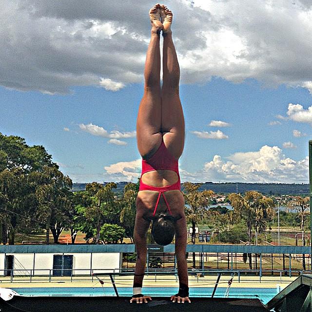 Fotos da Ingrid Oliveira a gostosa do Pan-Americano 7